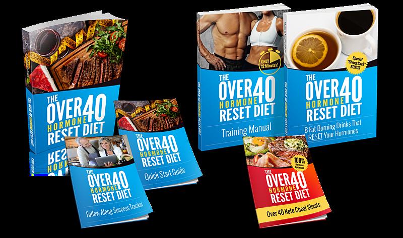 Over 40 Hormone Reset Diet (With images) | Hormone reset ...