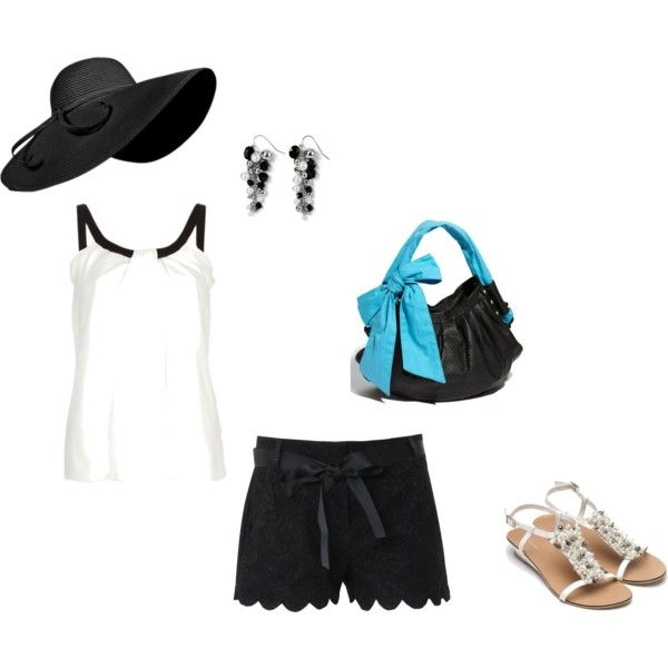 A dash of color, created by lindsay-tuttle on Polyvore