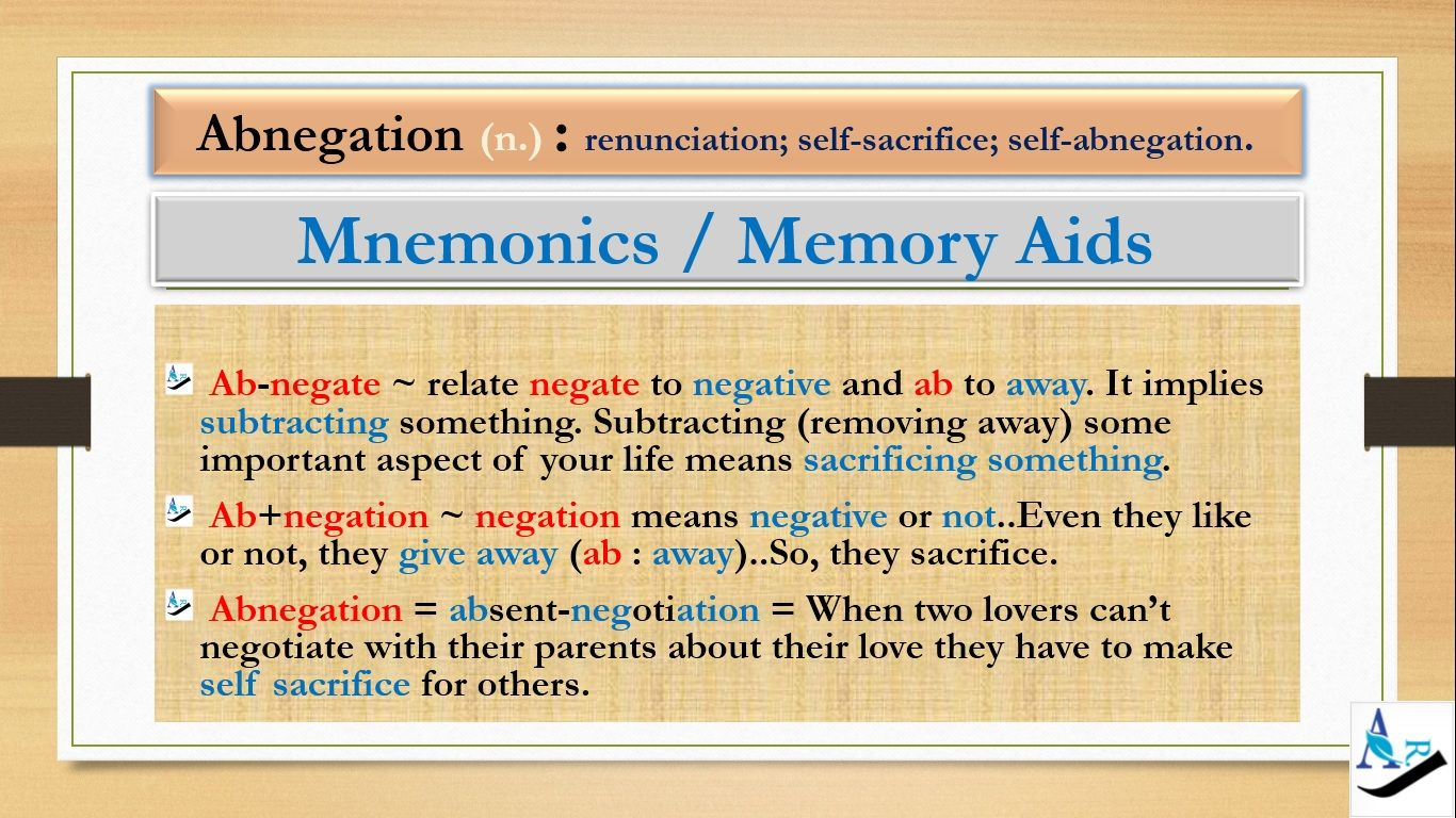 Memories: Synonyms for a word 14