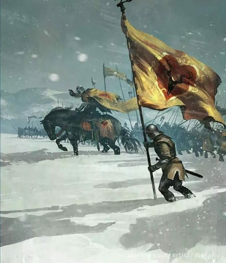 Who Dies In Warriors Fire And Ice: Pin By Marlene Rosen On House Baratheon