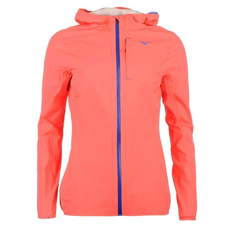 0068f6faa Mizuno   Mizuno Waterproof 20k Jacket Ladies   Running Jackets ...