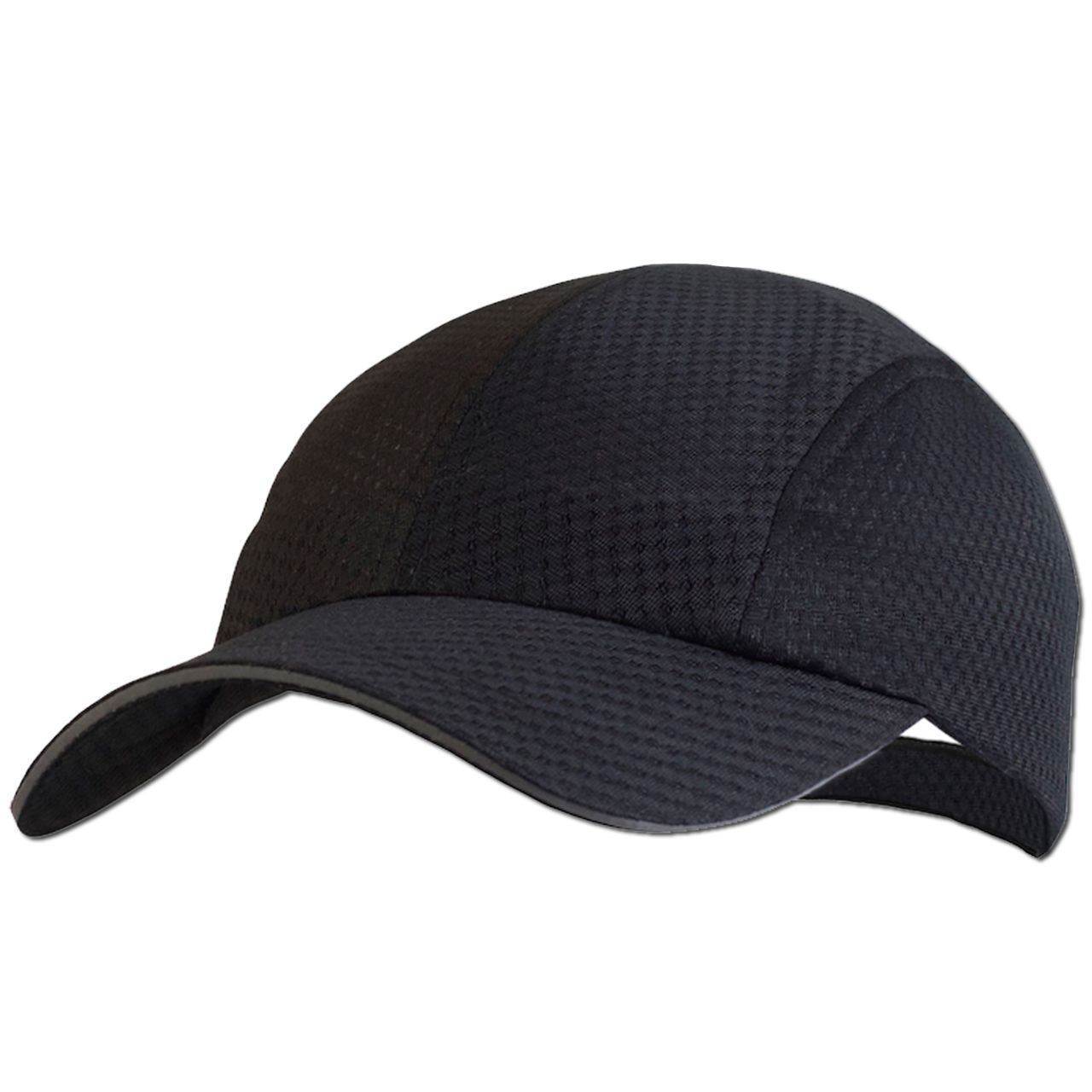 Women's Race Day Running Cap - Black by TrailHeads