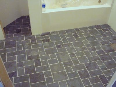 Repurposing Slate Roof Tiles As Floor Tiles Slate Roof Tiles