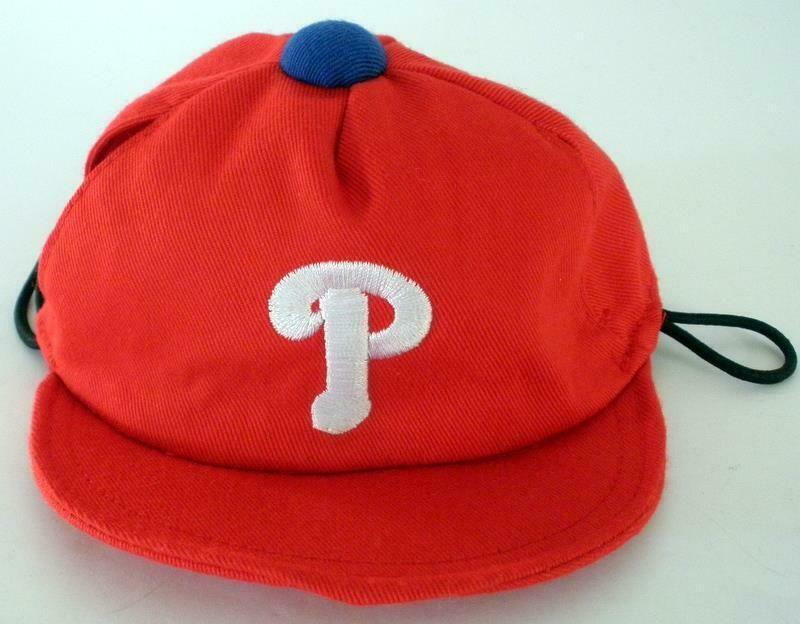 finest selection d6361 1a219 Build A Bear Workshop Philadelphia Phillies Genuine MLB Merchandise Bear Hat   BuildABearWorkshop