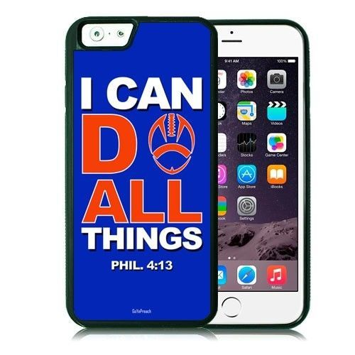 I Can Do All Things Football Case IPhone 6 And IPhone