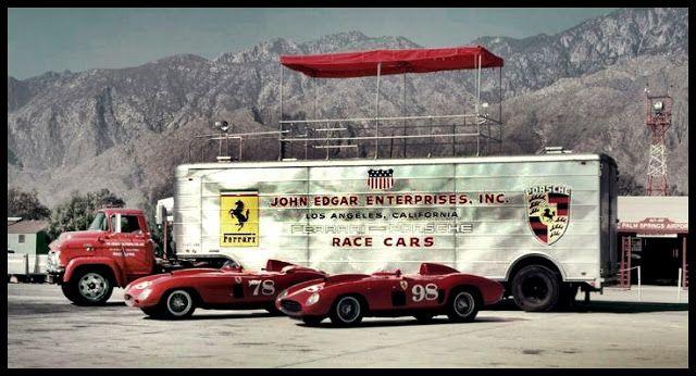 F1 Corradi: Ferrari Porsche