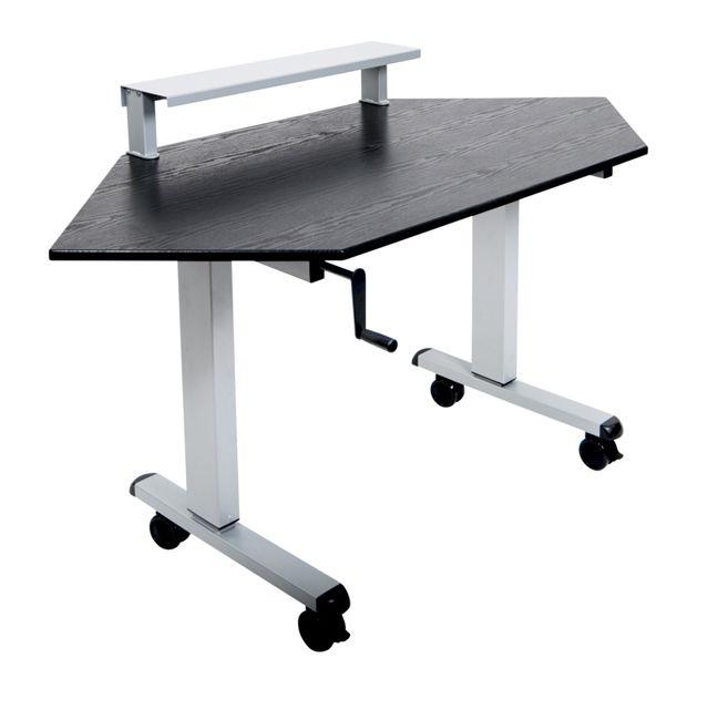 Standing Corner Desk Corner Standing Desk Adjustable Standing Desk Desk