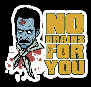 """Zombie soup nazi by """"nikholmes""""."""