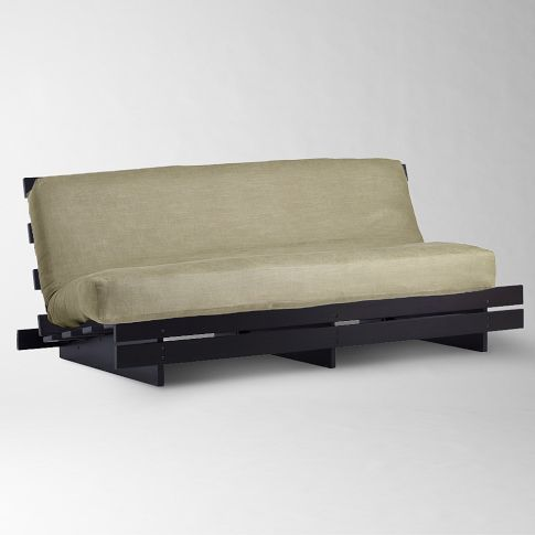 West Elm Basic Futon Furniture Home