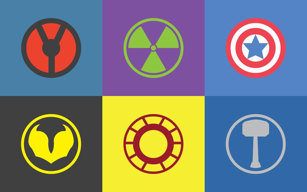 avengers heroes logos avengers fandom inspiration