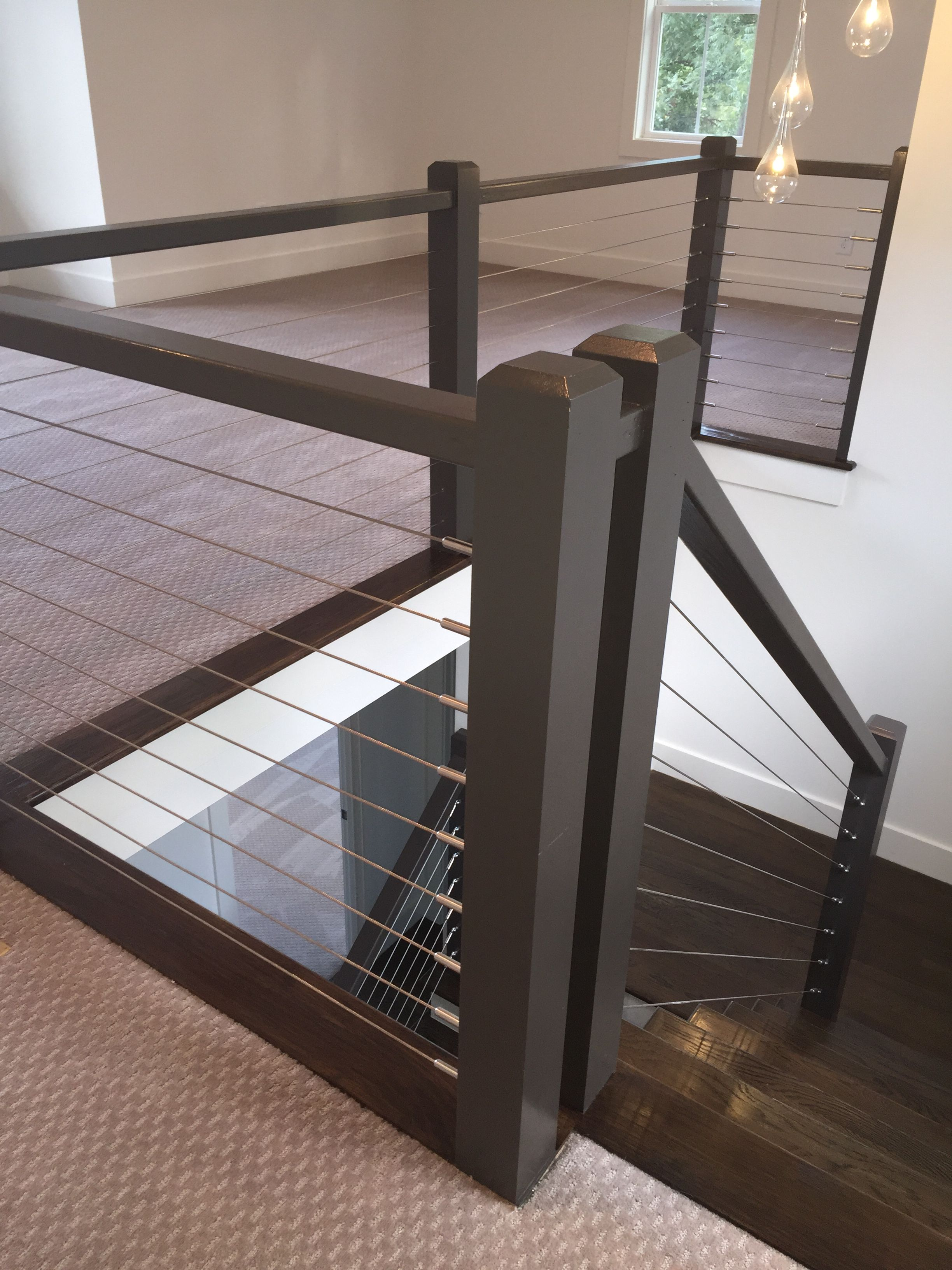 Best Pin By Crown Heritage Stairs On Cable Stair Company 400 x 300
