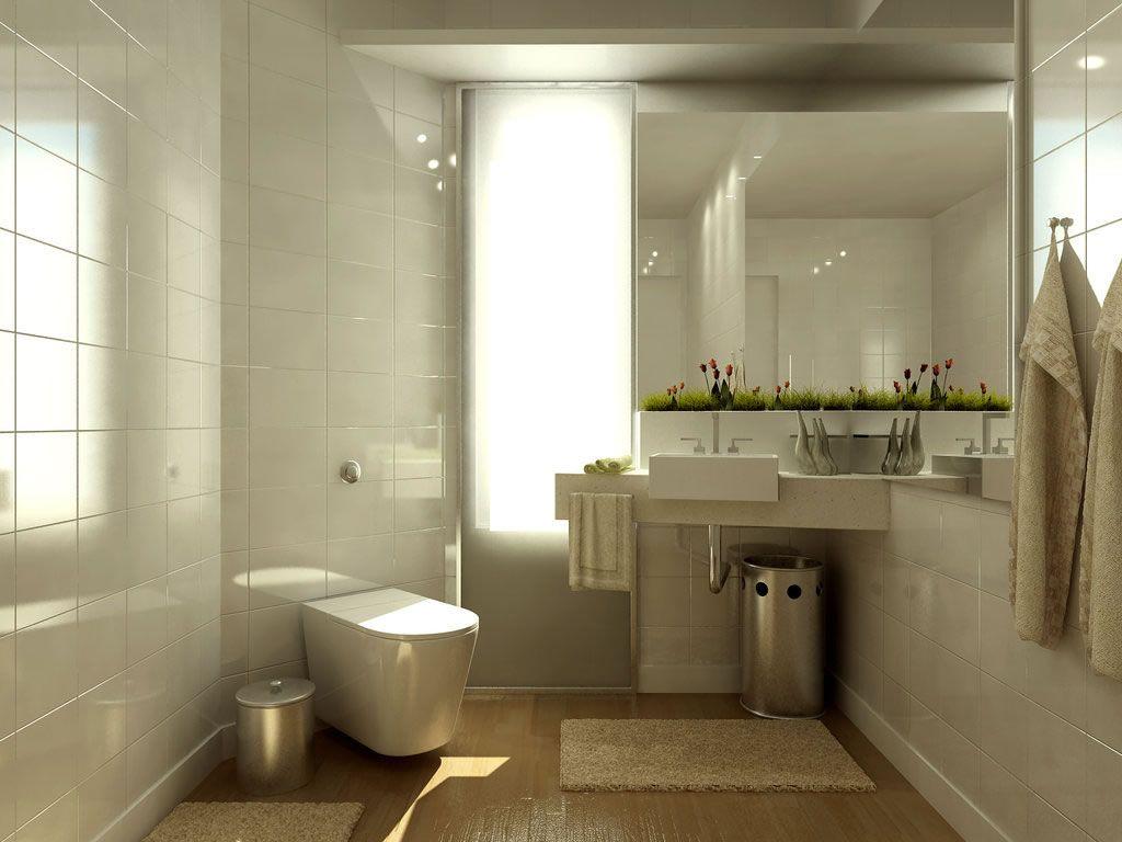 Modern Luxury Bathroom Lighting Fixtures Design Photo