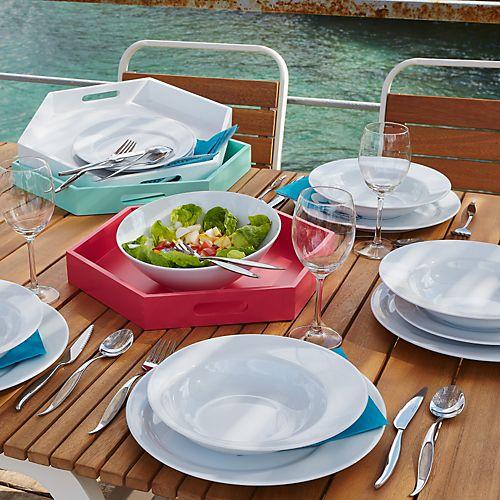 Lodge nos collections de vaisselle arts de la table vaisselle blanche qualité hôtelière