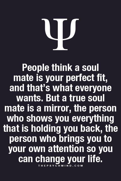 Soul mate virginity perfect fit