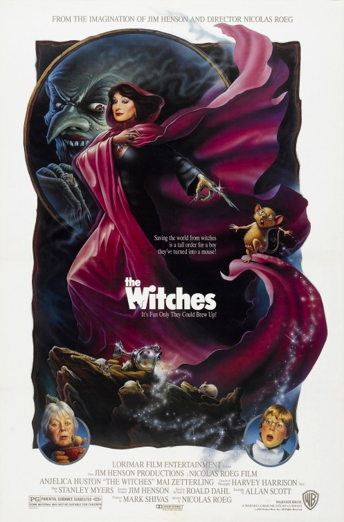 The Witches (2020) movie, trailer, release date 10/9/20