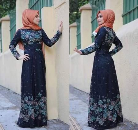 تصميمات ملابس محجبات رائعه سيدات مصر Egypt Women Lady