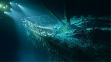 1st Sept - On this day: The wreck of 'Titanic' found off Newfoundland 1985 (Source: Castelli 2014 corporate diary/2014 diaries feature facts every day)