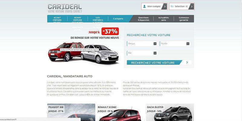 NetDealerShip Création de site web pour les concessions automobiles 31739dc7abad