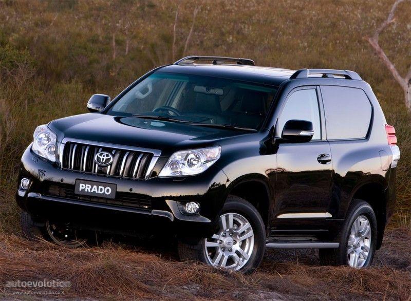 Toyota Land Cruiser 150 3 Doors Vnedorozhniki Dzhip Avtomobili