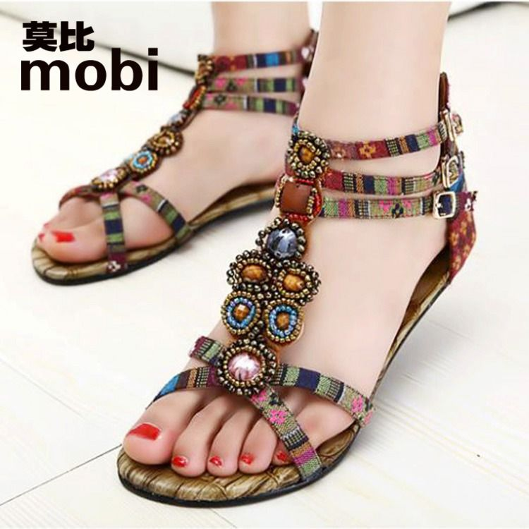 Aliexpress.com : Buy SUNROLAN women flats genuine leather shoes women's  round toe flexible candy