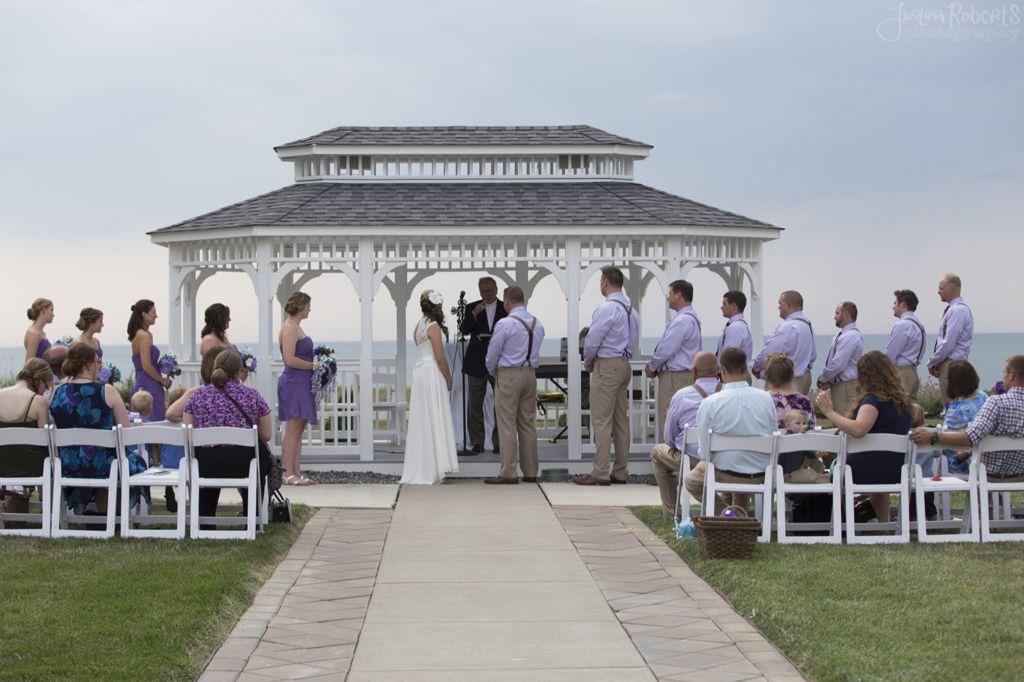 The Lodge At Geneva On Lake Wedding Photographed By Justina Roberts