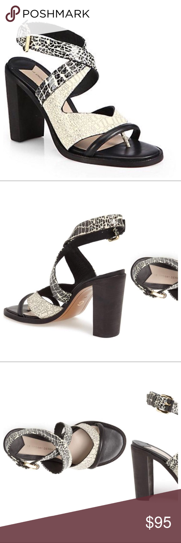 10 Crosby Derek Lam Shirin Sandal Derek Lam Shoes Clothes Design Fashion Tips