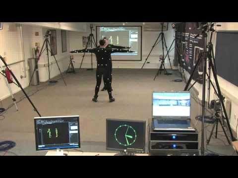 Motion Capture and MotionBuilder demo | software | Motion