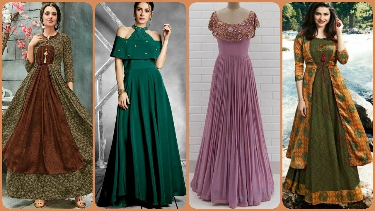 Beautiful Long Frock Designs 2019 Trendy Long Frocks Long Dress Design Long Frocks Long Gown Design