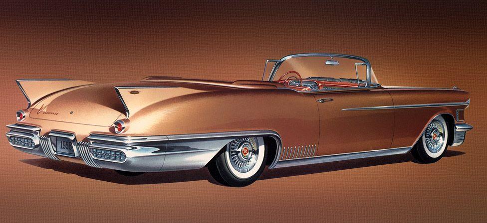 Worksheet. 1958 Cadillac Eldorado Biarritz  1958 Cadillac Eldorado Biarritz