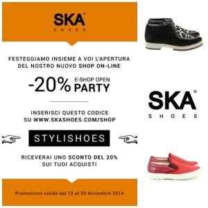 ModaeStyle: Ska Shoes, Welcome E-commerce!