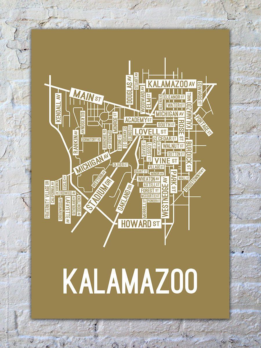 Kalamazoo, Michigan Street Map Print | DecO'Rating | Kalamazoo ... on new orleans louisiana state map, kalamazoo mi zip codes by state, calabasas california state map, des moines iowa state map, biloxi mississippi state map, kearney nebraska state map, concord new hampshire state map, eugene oregon state map, alhambra california state map, glendive montana state map, charleston south carolina state map, kalamazoo road map, richmond virginia state map, savannah georgia state map, peoria illinois state map, kalamazoo mi map, kalamazoo michigan people, oakland california state map, kalamazoo wmu campus map, san diego california state map,