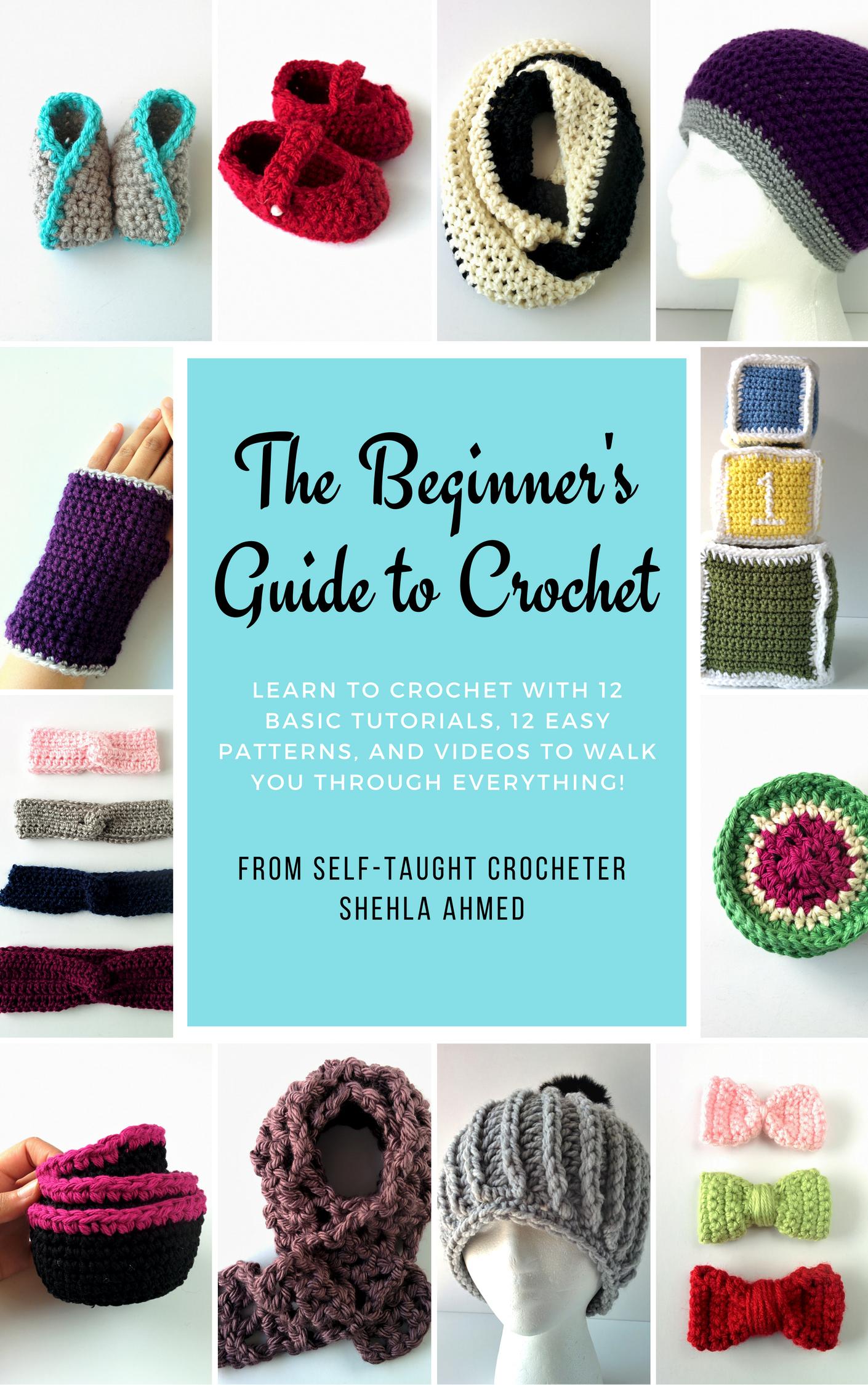 88583eaef 5 Things I Wish I Knew Before I Started Crocheting