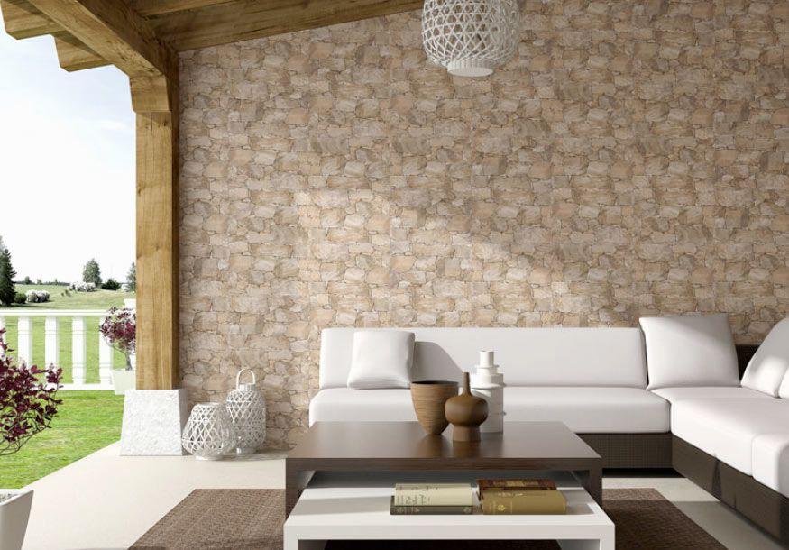 Fotograf a de terraza r stica con un toque de elegancia for Terrazas decoracion rusticas