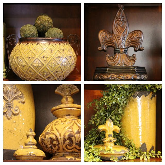Savvy Seasons by Liz: Tuscan Accents | Home Decor and ...