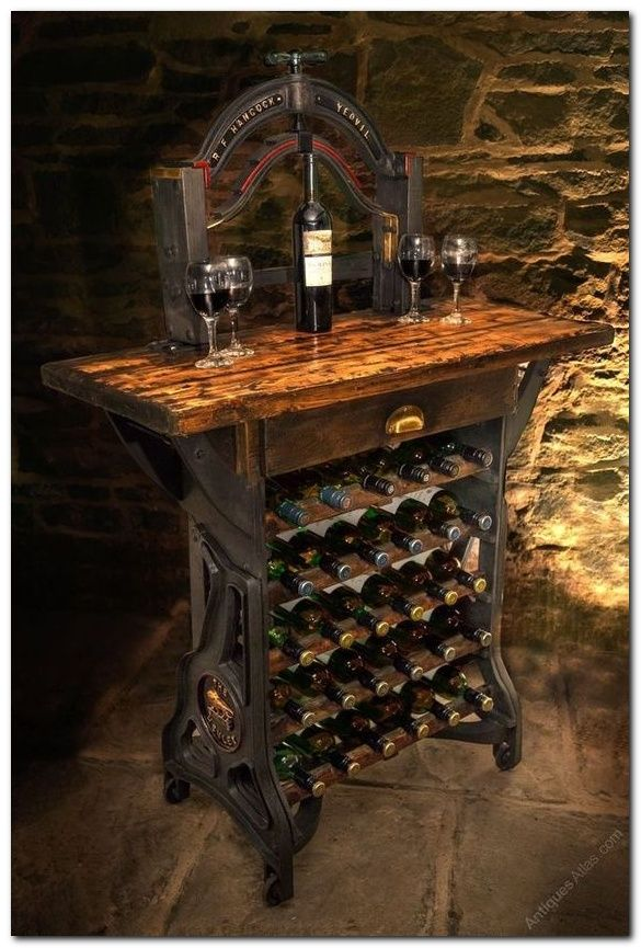 Simple But Luxury Wine Storage Ideas