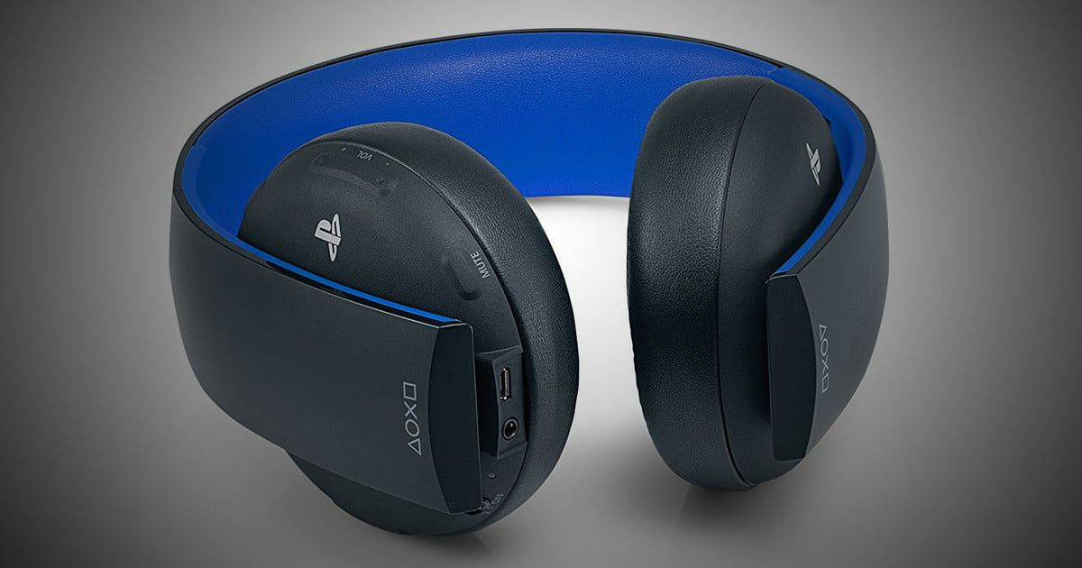 How To Connect Bluetooth Headphones To A Ps4 Digital Trends Playstation Gold Bluetooth Headphones Headset