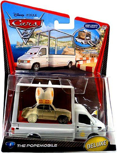 Amazon com: Disney / Pixar CARS 2 Movie 155 Die Cast Car Oversized