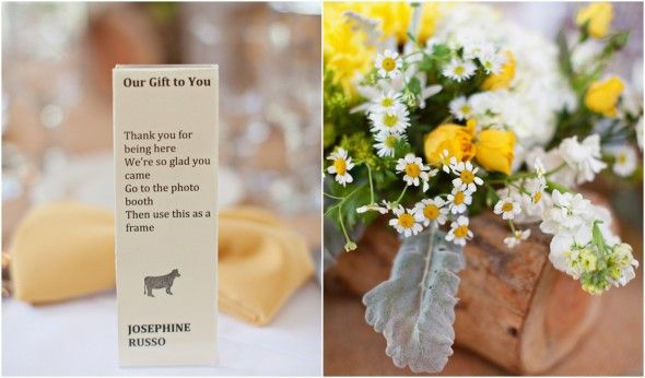 rustic wedding table flowers - Google Search