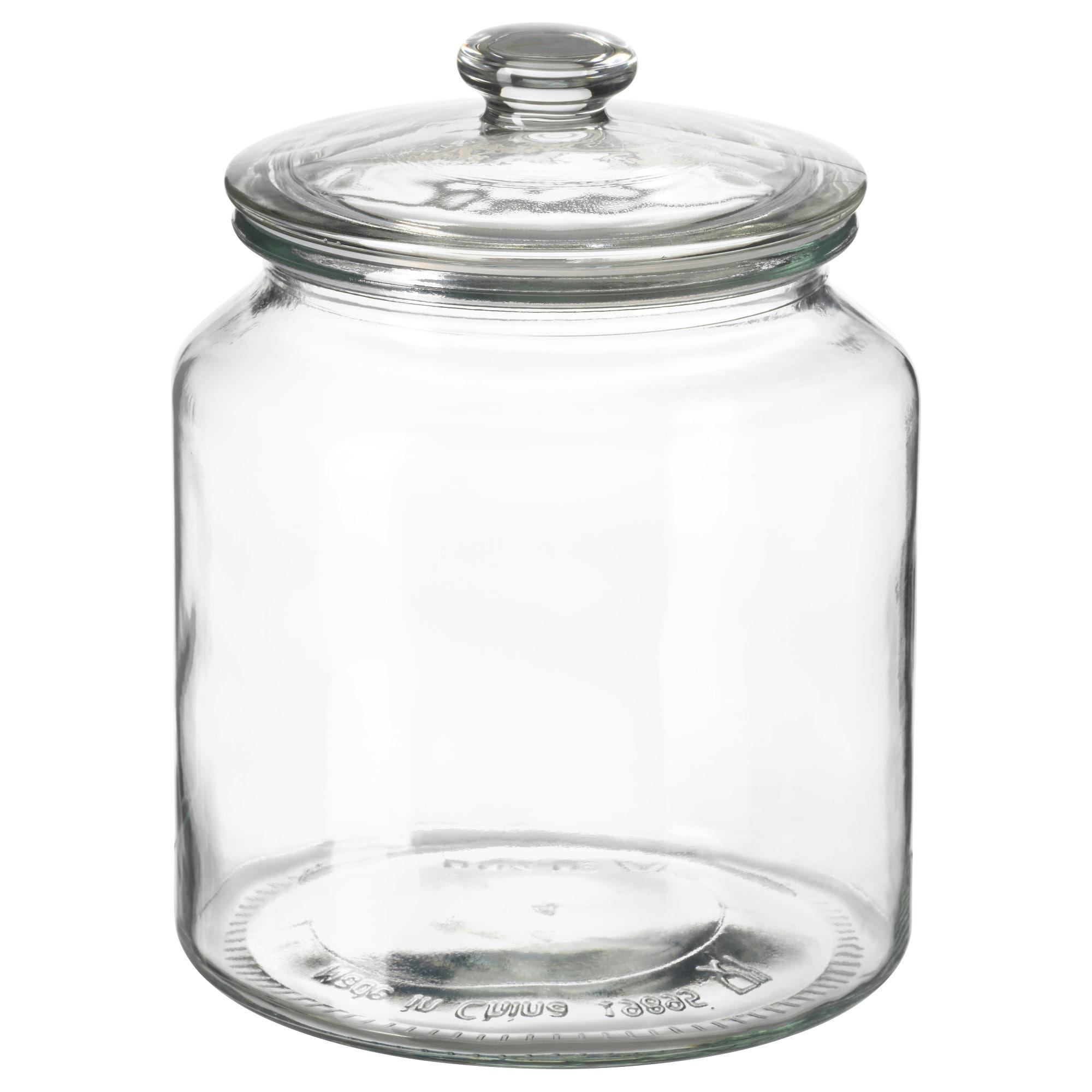 Vardagen Jar With Lid Ikea 5 99 Ikea Jars Kitchen Jars