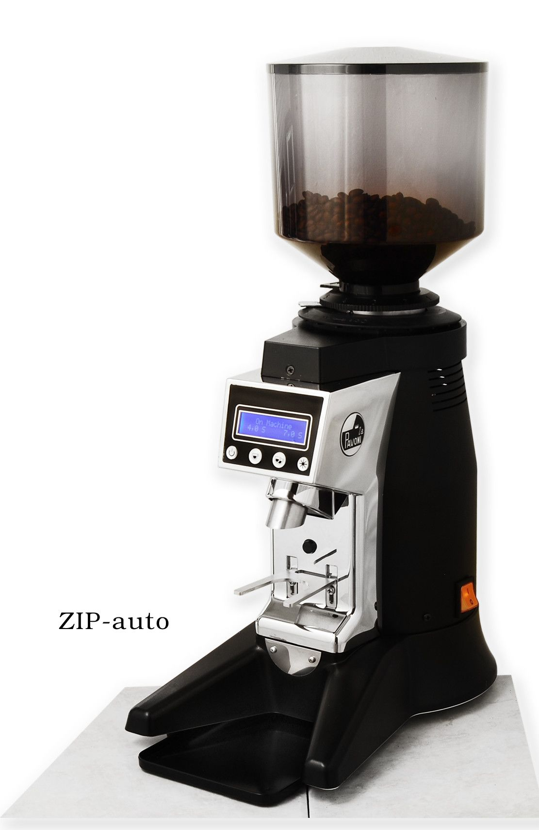 Isomac La Pavoni Electric Burr Coffee Grinder Cappuccino