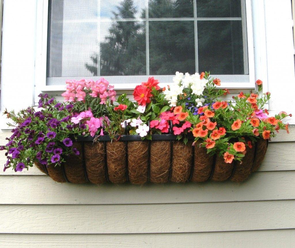 Elegant Planter Box for Balcony