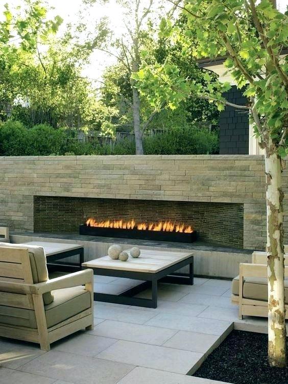 simple outdoor fireplace designs ... | Patio fireplace ... on Simple Outdoor Fireplace Ideas id=47558