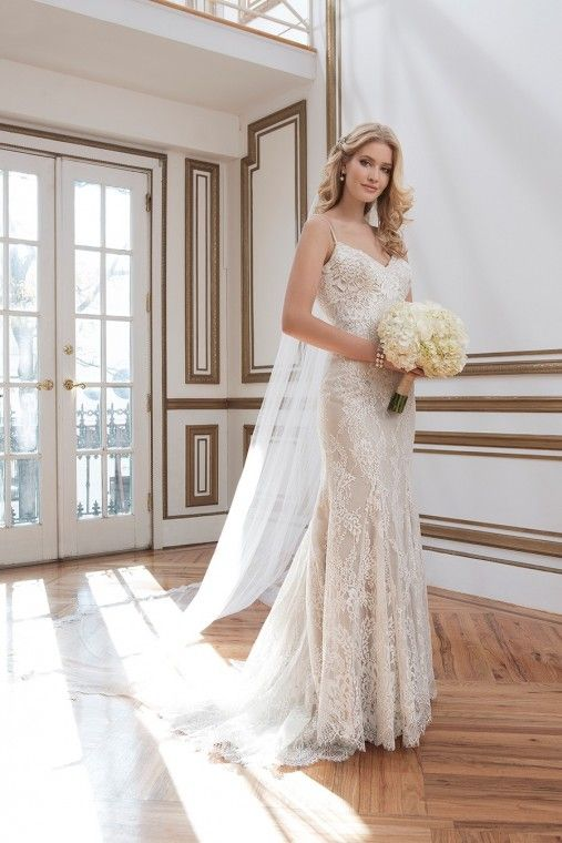 Vestiti da sposa di justin alexander