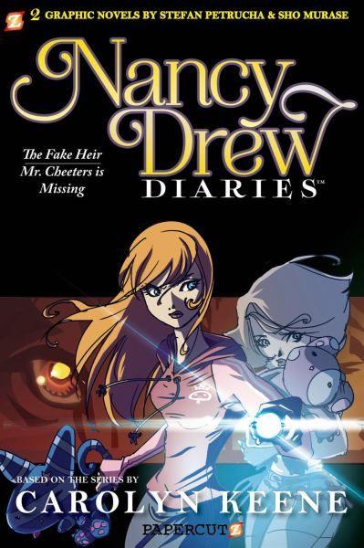 The Fake Heir/Mr. Cheeters is Missing (Nancy Drew Diaries 3)