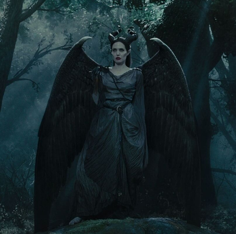 Imogen with her wings out, they are more stocky than Warren's but are  therefore heavier. | Maleficent, Maleficent costume, Maleficent art