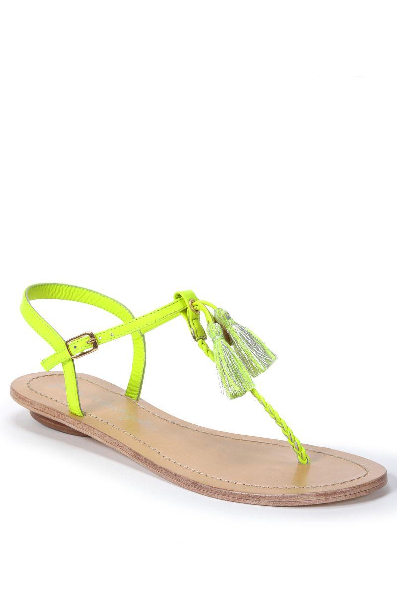 Sandales 100% Cuir