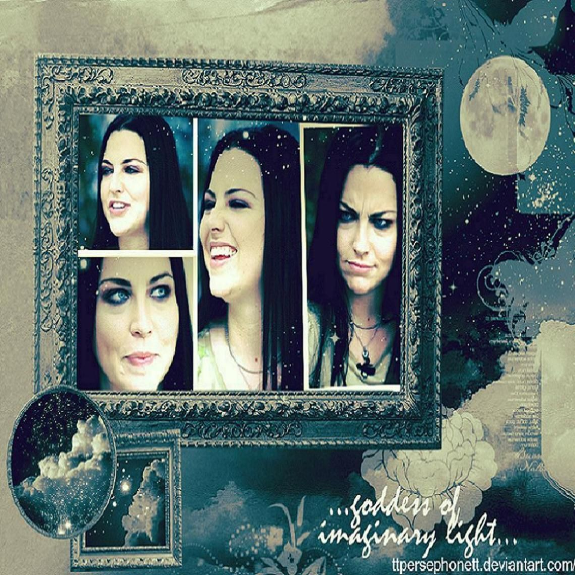 Evanescence Collage
