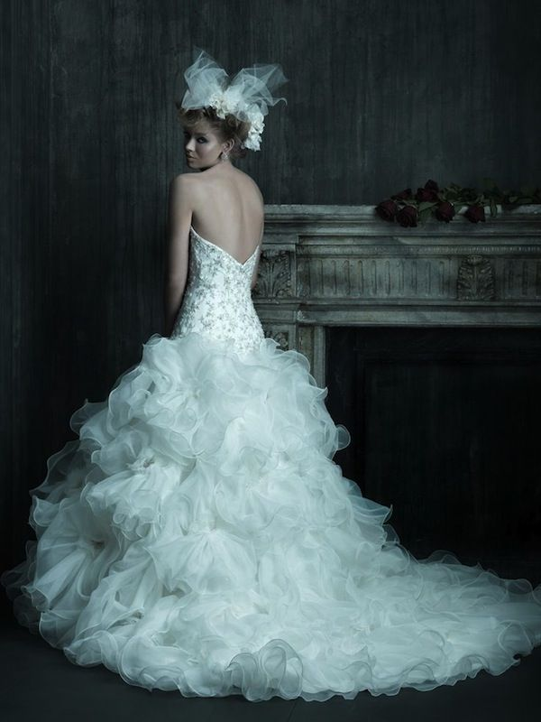 Ballgown #Wedding #Dresses for the Princess Bride! To see more: www ...