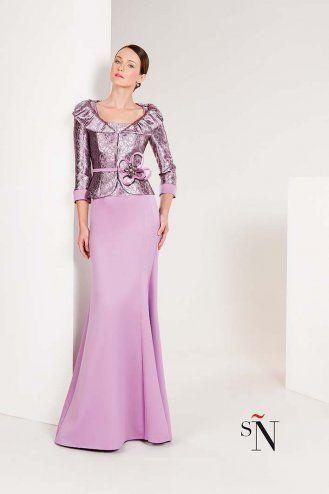 Vestido de madrina Sonia Peña 1130059 | MI BODA | Pinterest ...