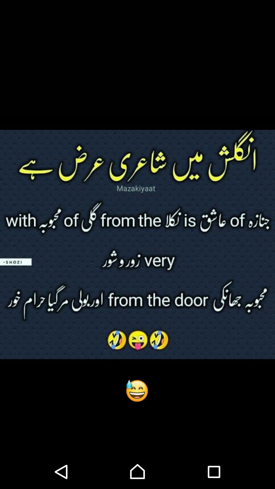 Pin By Zulfiquar Arib On My Fav Poetry Cute Funny Quotes Funny Words Urdu Funny Poetry